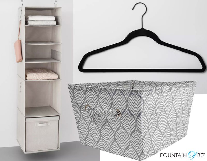 closet organization ideas fountainof30