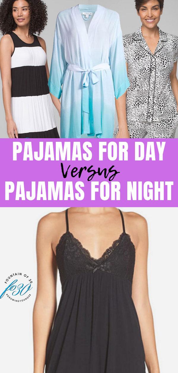 pajamas for day and night fountainof30