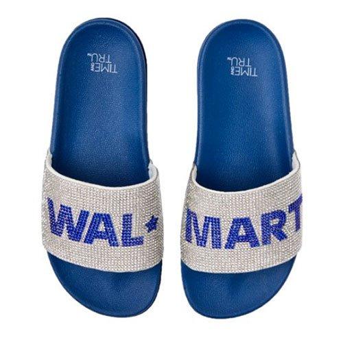 walmart pool slides white sparkle and blue fountainof30