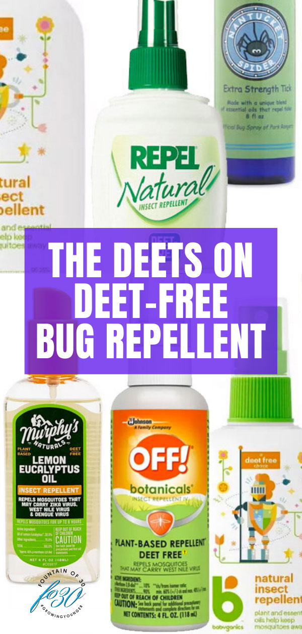 about deet free bug repellent fountainof30