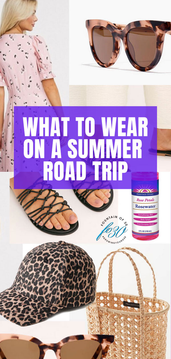 what to wear summer road trip fountainof30