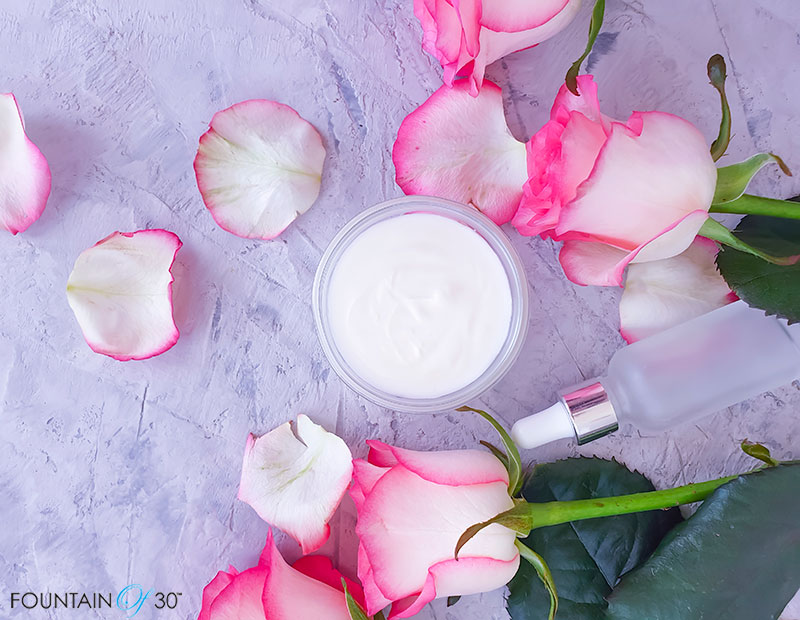 rose beauty products fountainof30