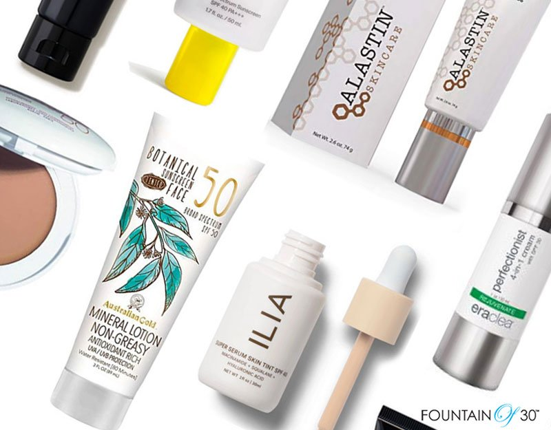 best tinted sunscreens for face fountainof30