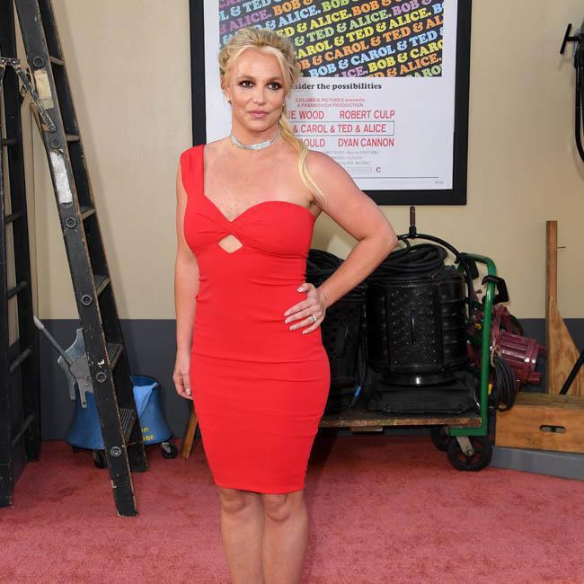 Celbrioties 2020 Britney Spears