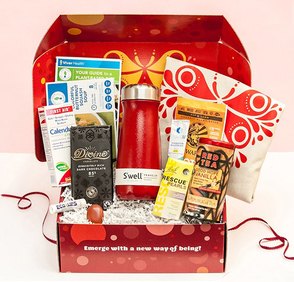 Viver Joy Life Force Box Healthy Aging Month Giveaways fountainof30