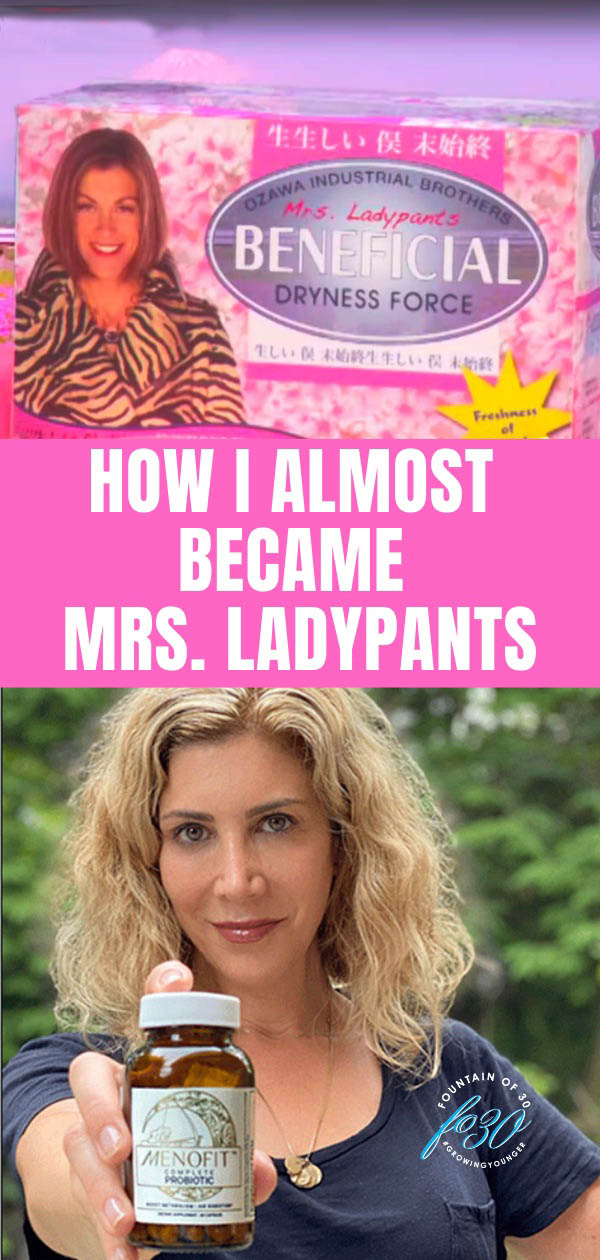 I almost became mrs ladypants fountainof30