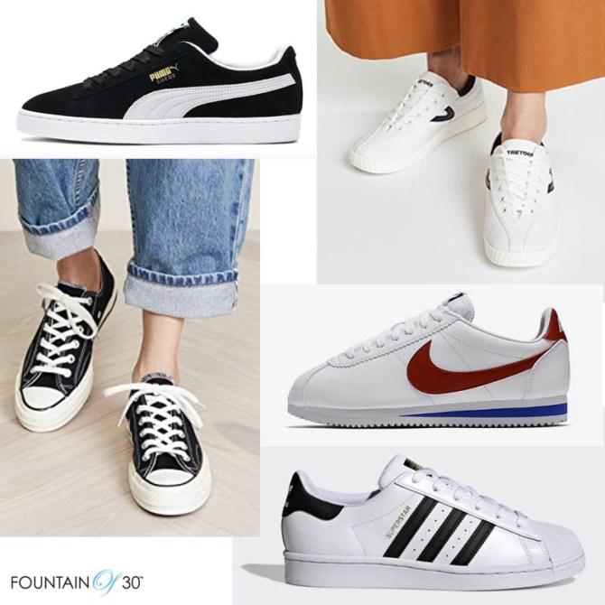 sneaker trends classic fountainof30