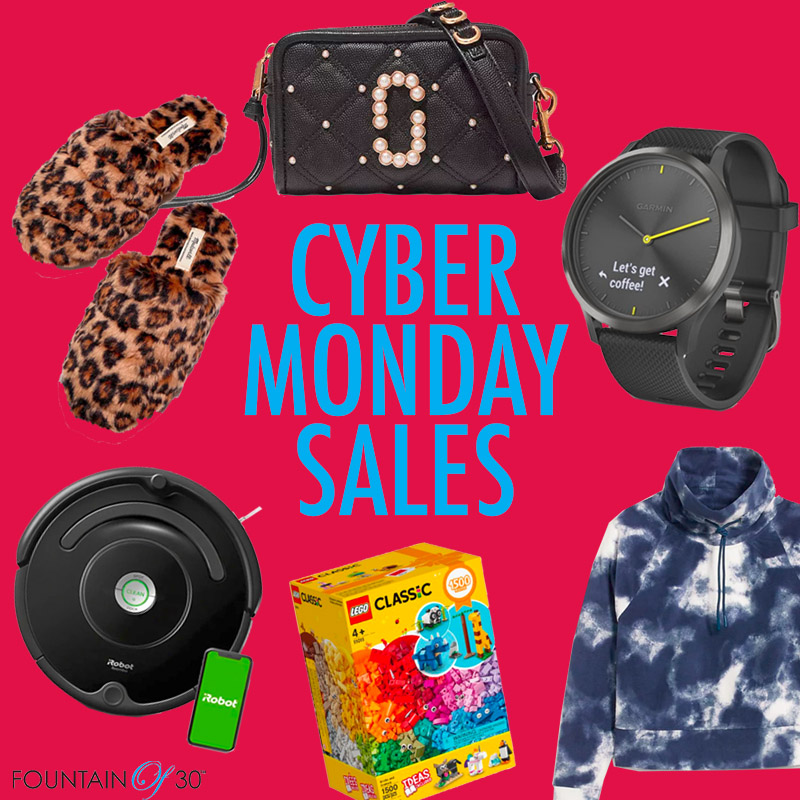 cyber monday sales and deals fountainof30