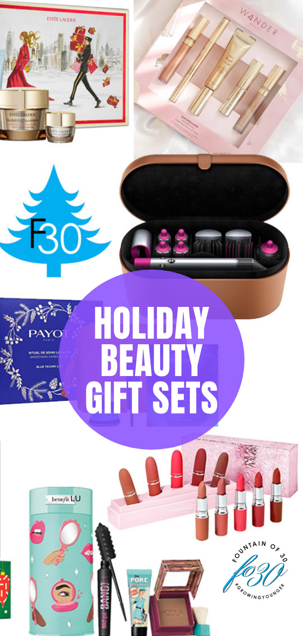 holiday 2020 beauty gift sets fountainof30