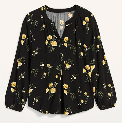 black floral shirt fountainof30