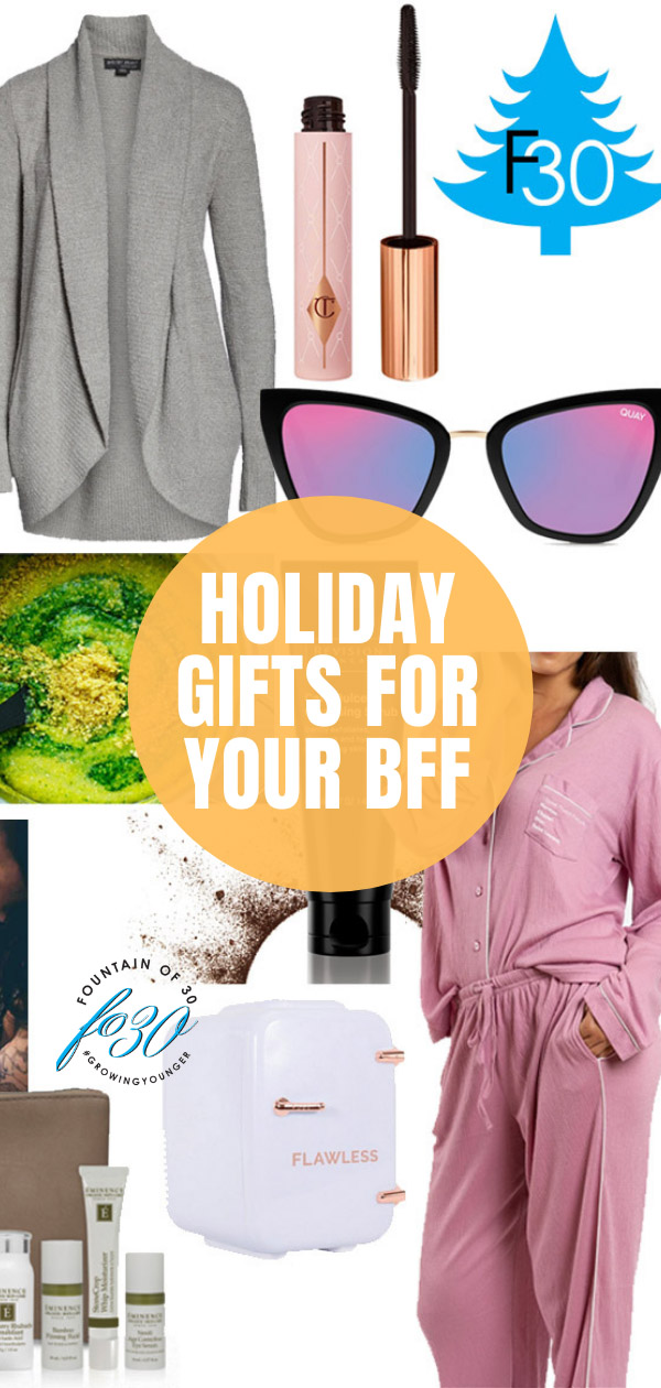 holiday gifts for bff fountainof30