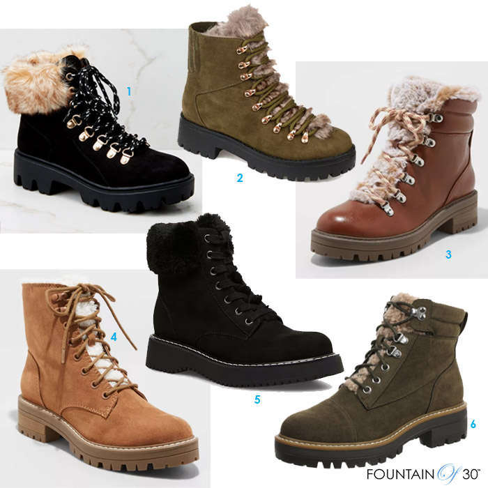 shearling lined boots budget fountainof30