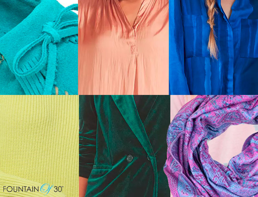 hottest hues fashion colors 2021 fountainof30