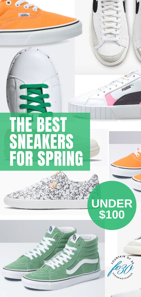 best sneakers 2021 fountainof30