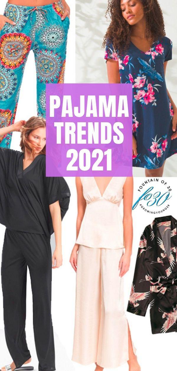pajamas for spring 2021 fountainof30