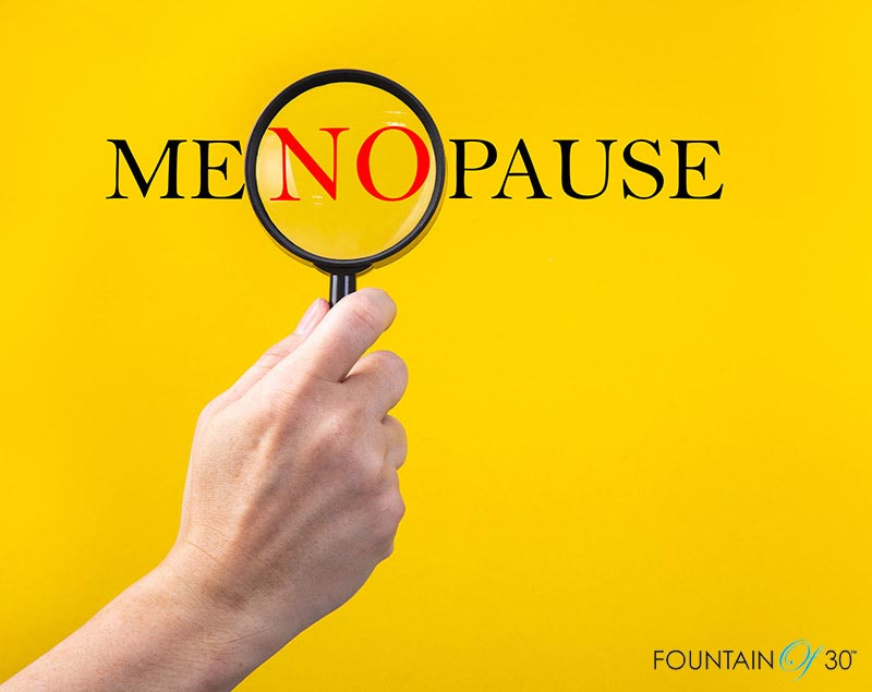 menopause podcast fountainof30