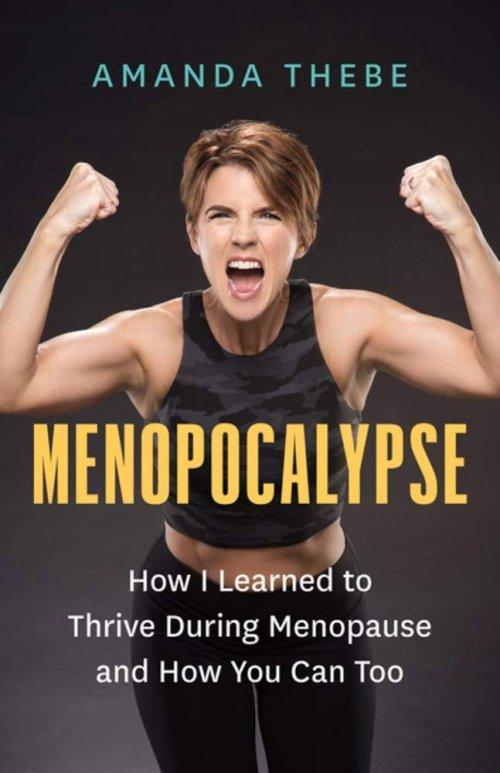 amanda thebe menopause book