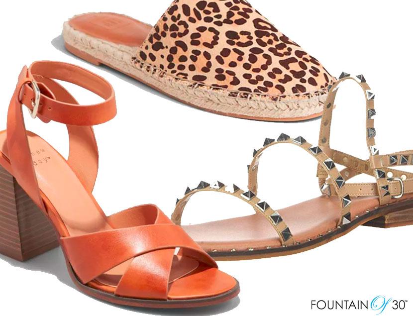 best sandals for women under 50 fountainof30