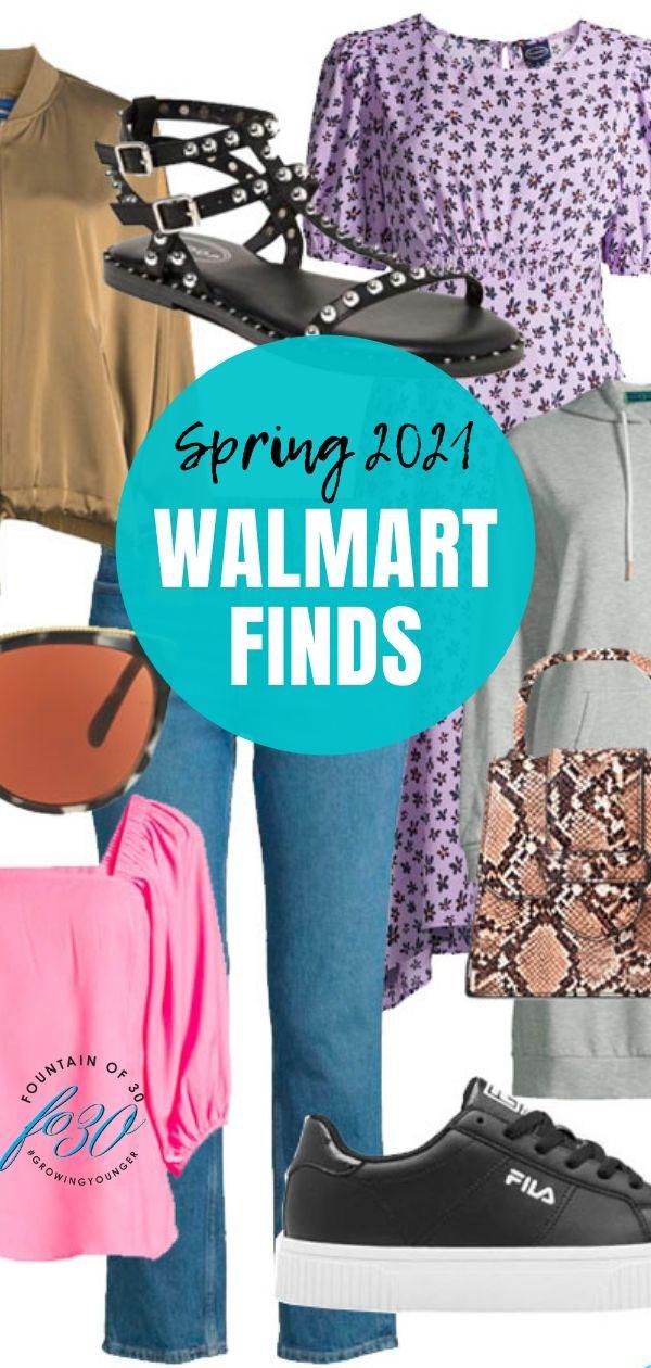 walmart finds spring fountainof30