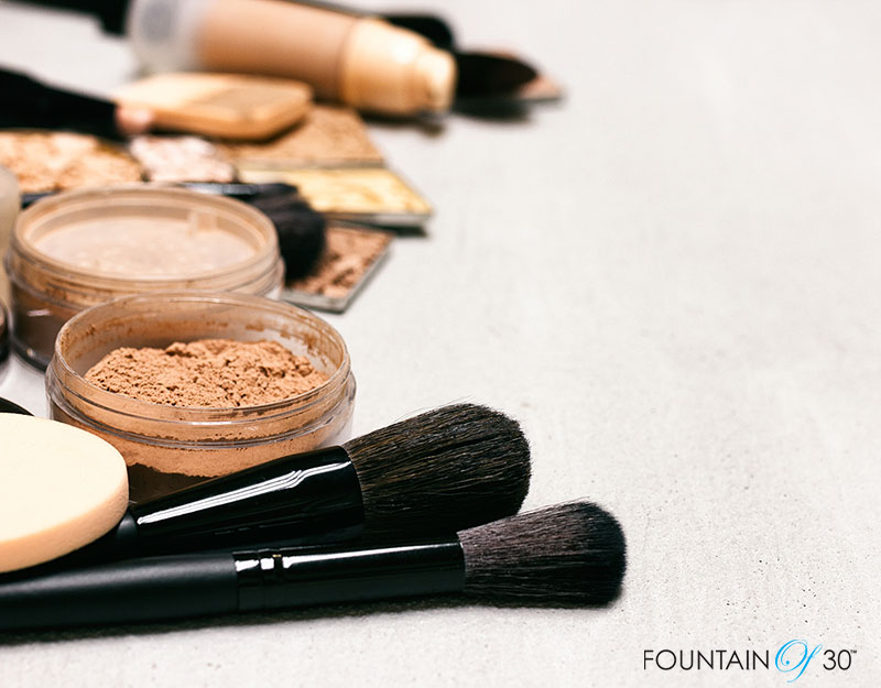 anti-aging makeup tips foprm and expert fountainof30