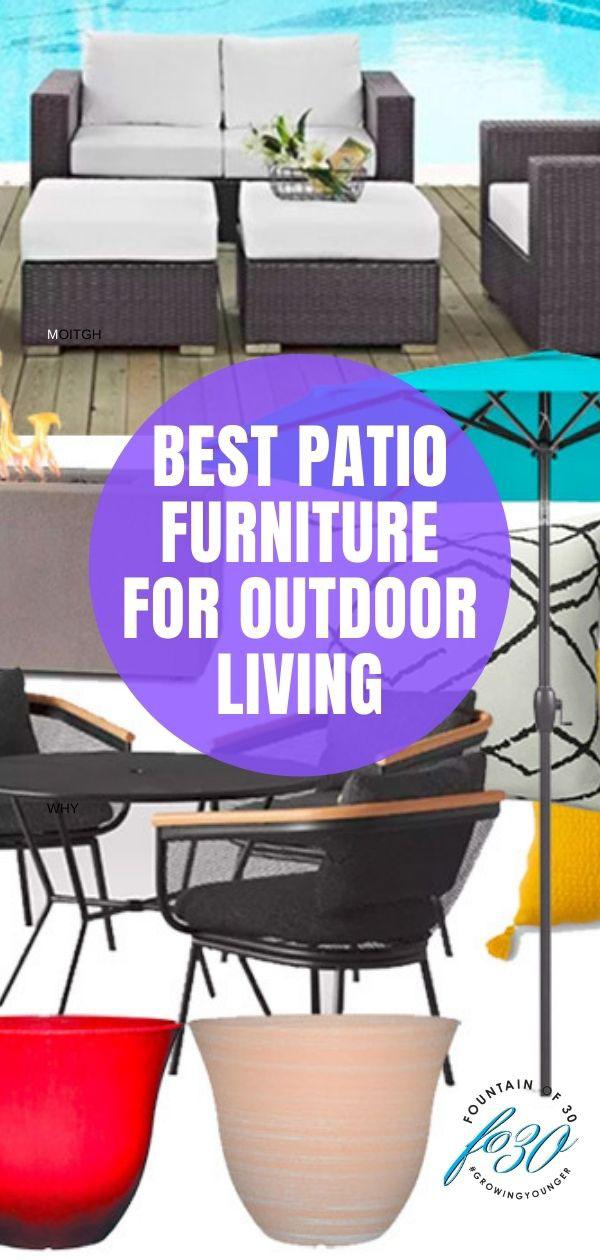 best outdoor patio furniture fountainof30