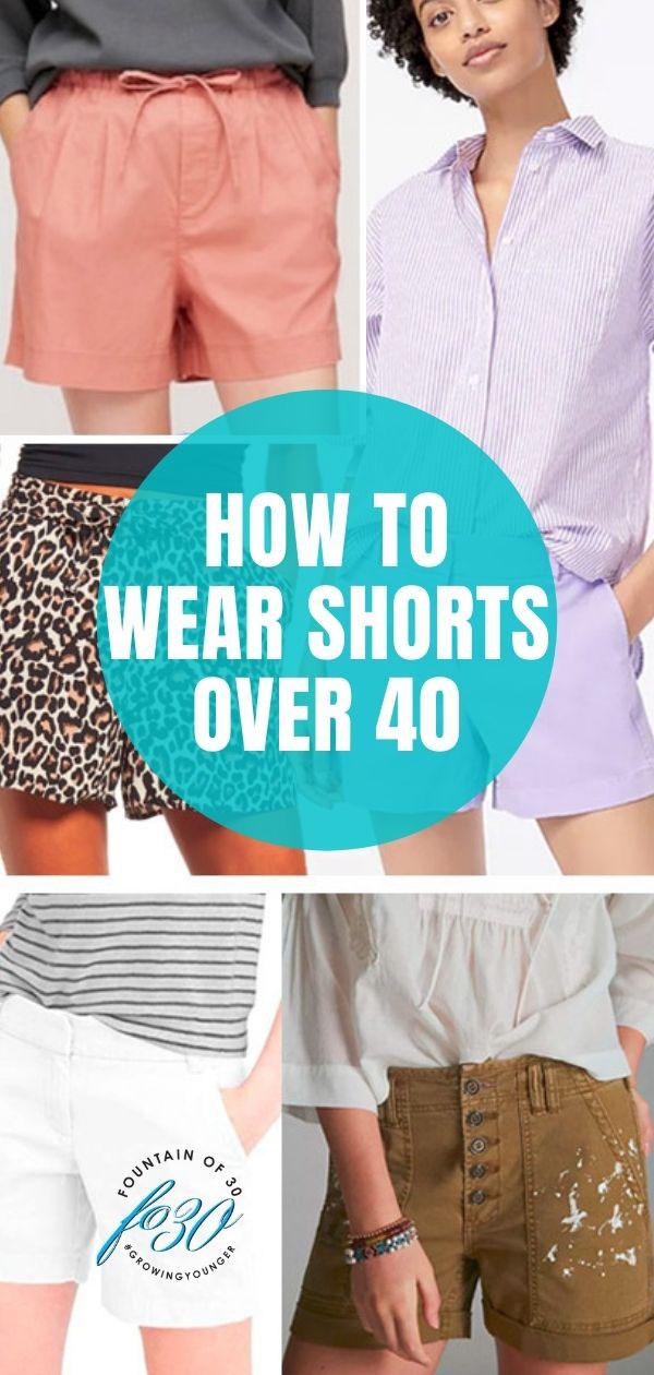shorts over 40 fountainof30