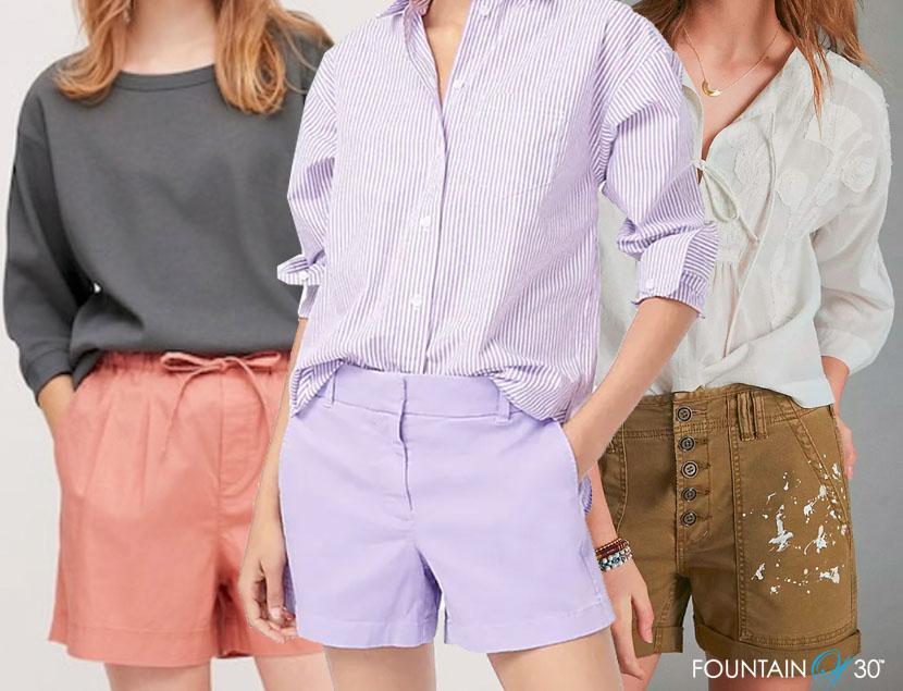 berst ways to wear shorts fountianof30