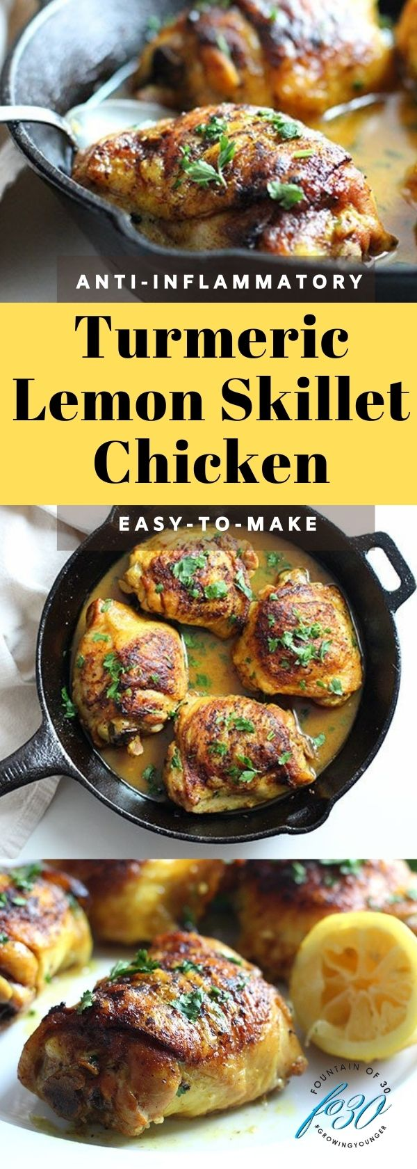 turmeric lemon chicken fountainof30