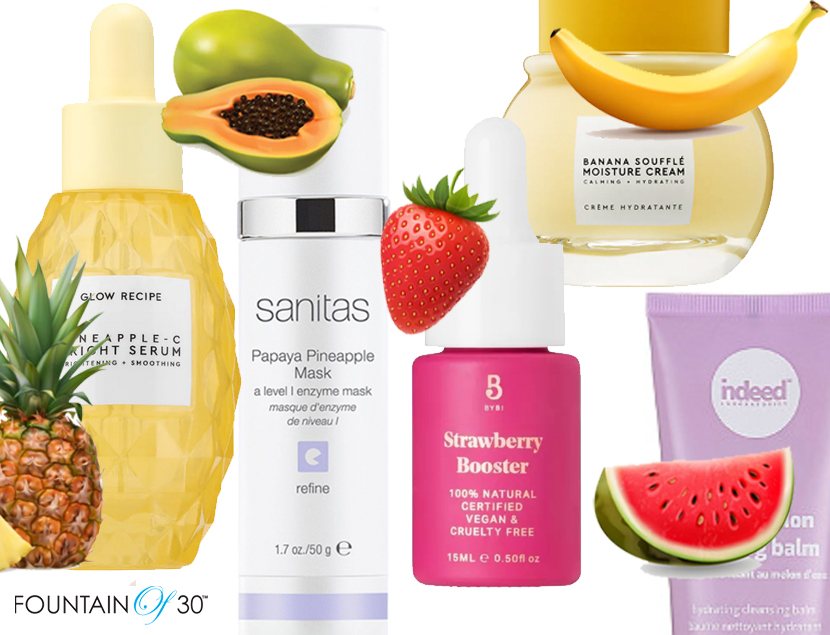 fruit infused skincare fountainof30