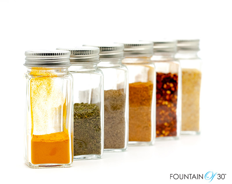 herbs and spices fountainof30