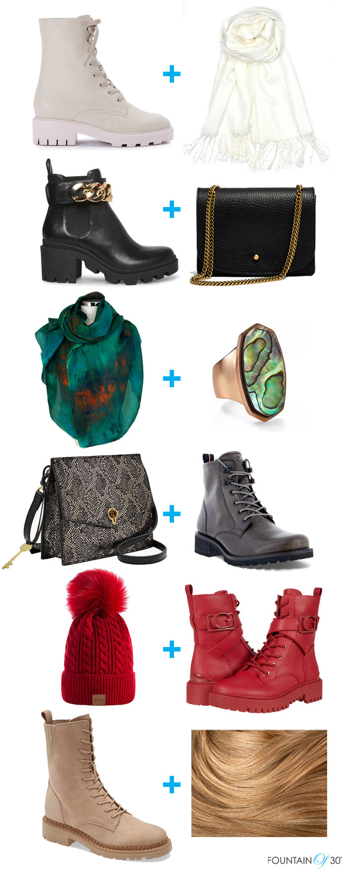 outfit styling tip bookends fountainof30