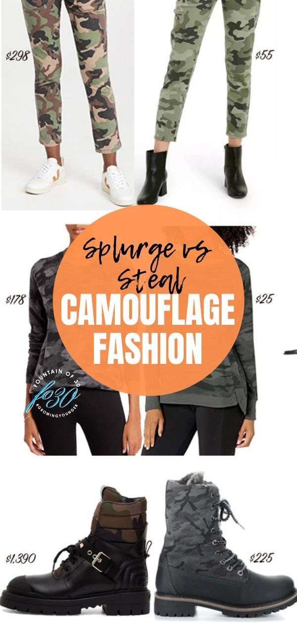 camouflage fashion fall 2021 fountainof30