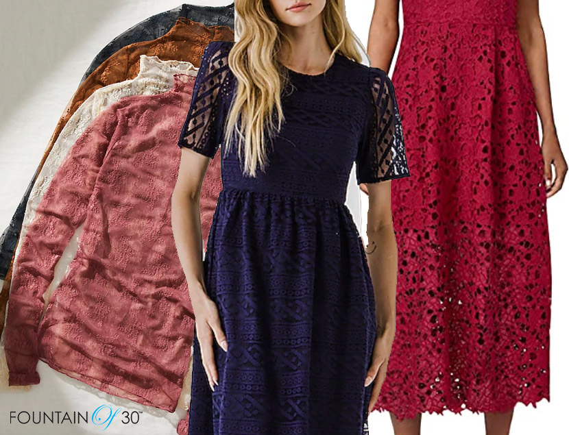 how to style lace autumn 2021 fountainof30