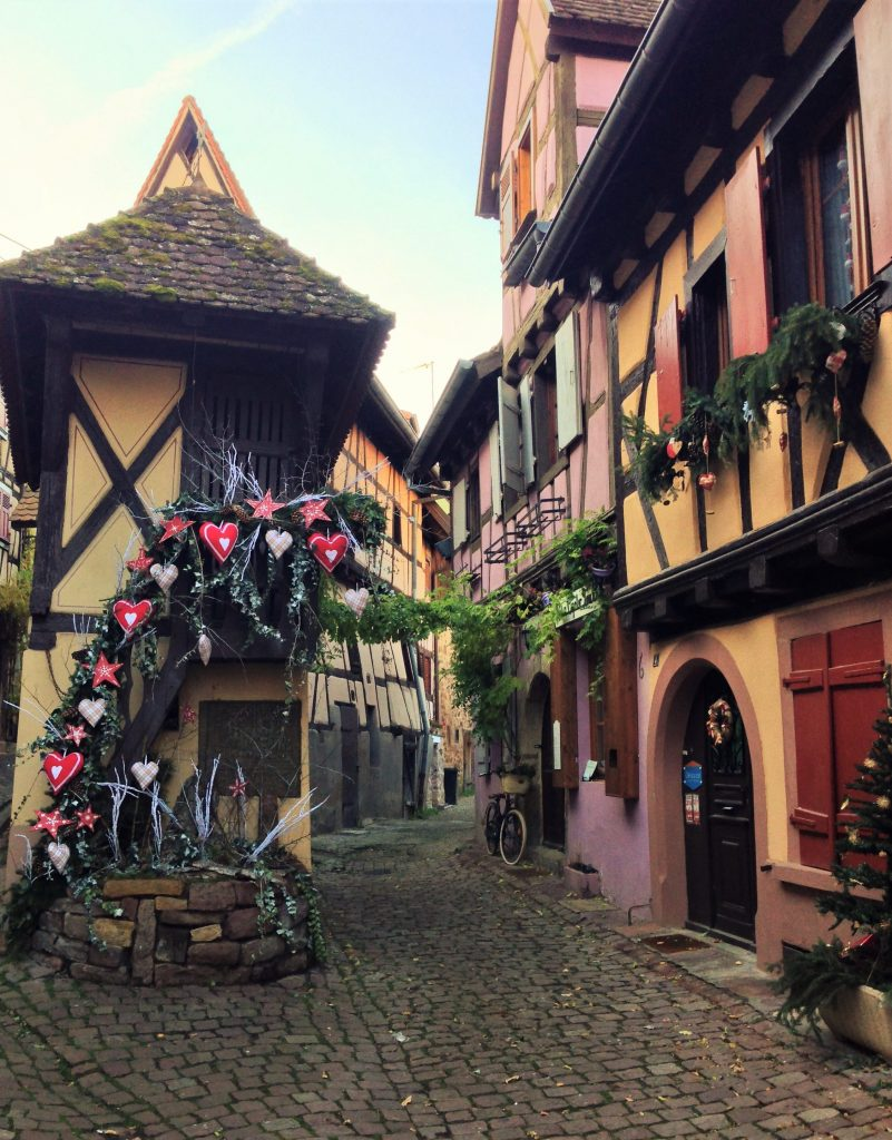 Fountain of Travel How to Spend 24 Hours in Eguisheim Architecture