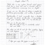 Seyes French Ruled Paper Template Paper And Pen Paraphernalia The Fountain Pen Network
