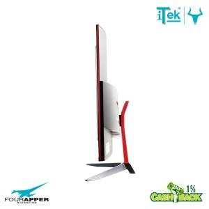 iTek TAURUS RESOLUX 32 curved 5