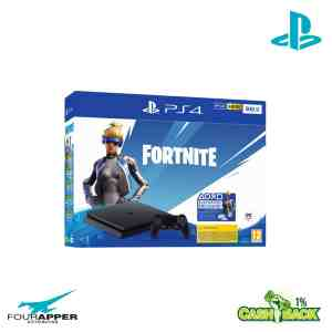 PS4 500GB + FORTNITE