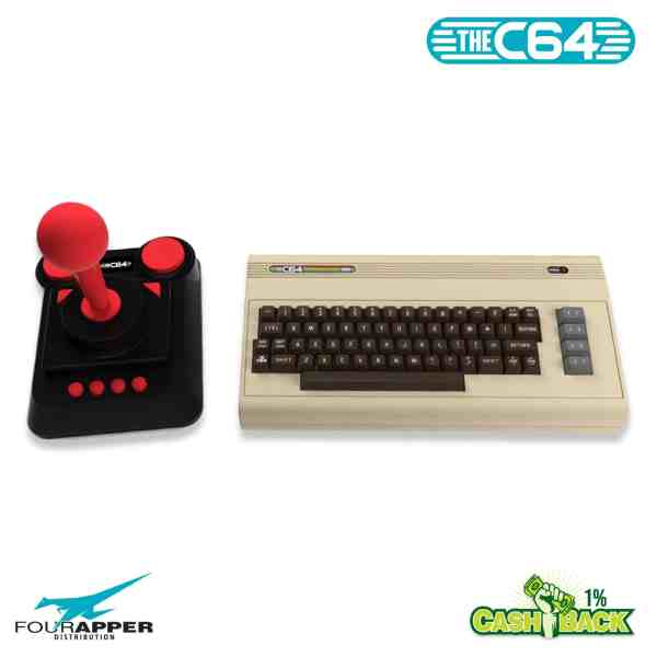 THE C64 MINI JOY