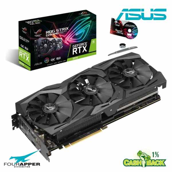 ROG Strix GeForce RTX 2070 SUPER OC edition