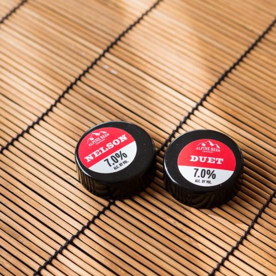 Alpine Beer Company Growler Caps