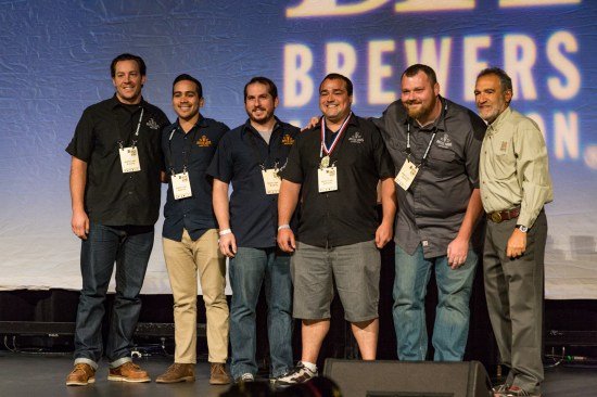 Bottle Logic Brewing Company at GABF 2015