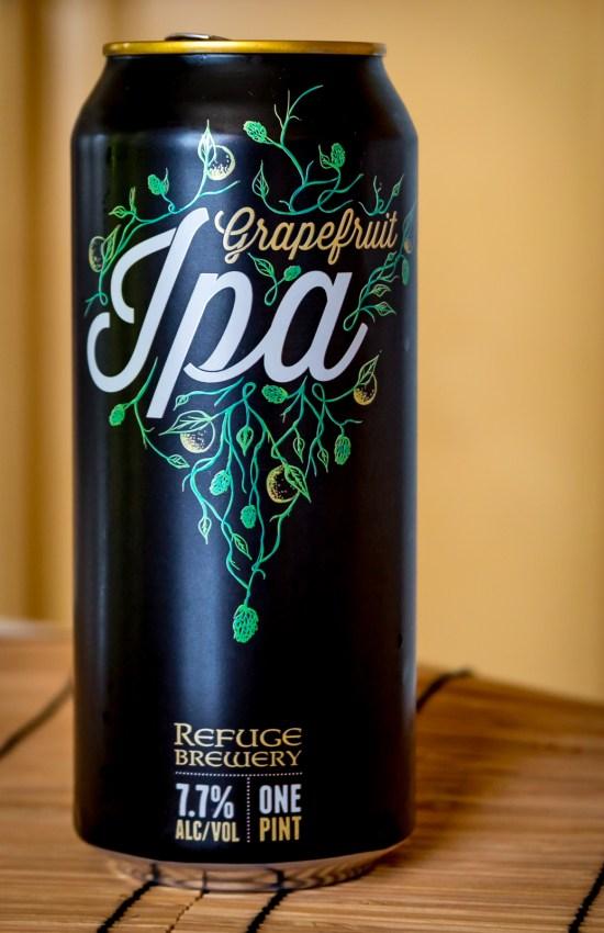 Refuge Brewery - Grapefruit IPA