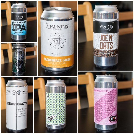 New Jersey Canned Craft Beers