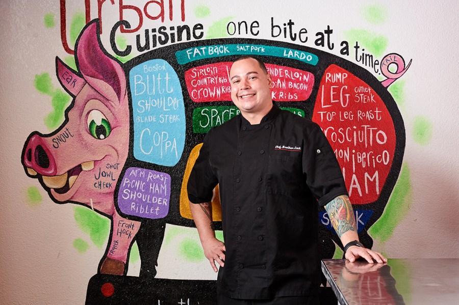 Colorado Springs chef Brother Luck previews menu for future restaurant concept