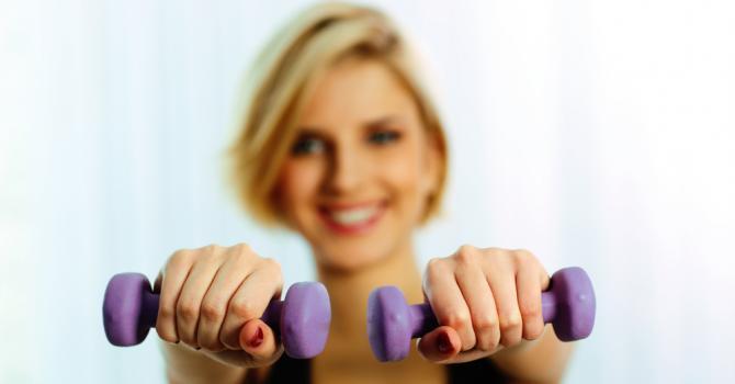 Se Muscler Et Mincir Avec Des Halt 232 Res Et Des Poids
