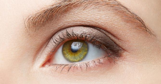 Quels fards à paupières pour les yeux verts ?   Fourchette ...