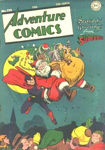 Adventure Comics (1938) 113