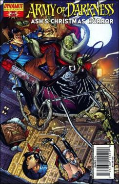 Army of Darkness Ash's Christmas Horror (2009) (variant)
