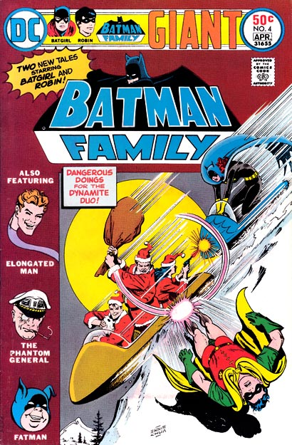 Batman Family 4