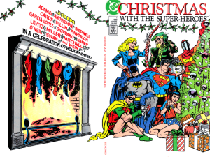 Christmas With the Super-Heroes (1988)